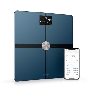 Withings Nokia Body+ - Balance Wi-Fi avec analyse de la composition corporelle